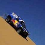 Rally Dakar 2011, recorrido y etapas
