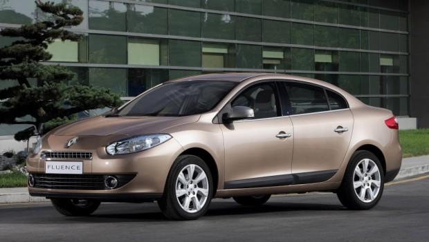 Renault Fluence, precios