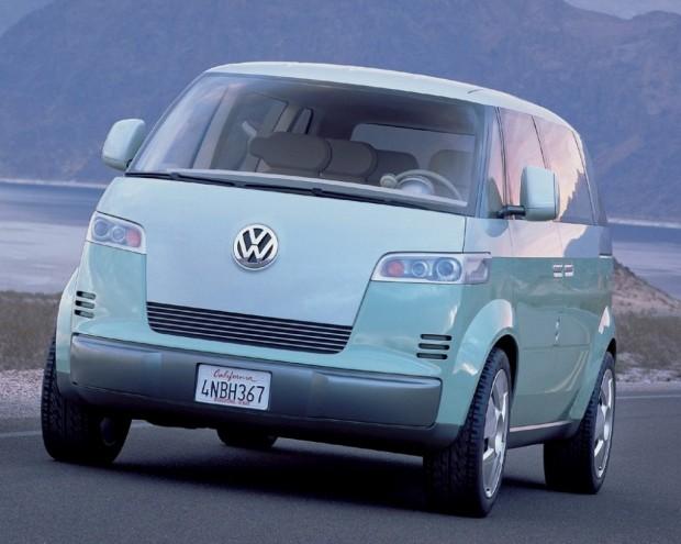 ¿ Nueva Volkswagen Kombi ?