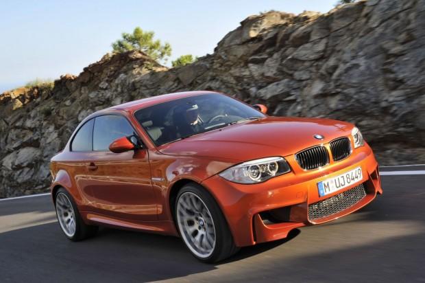 BMW Serie 1 M Cupé 2011