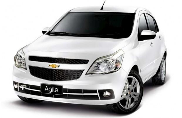 Chevrolet Agile Google