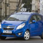 Chevrolet Spark 2011, confirmado para Marzo