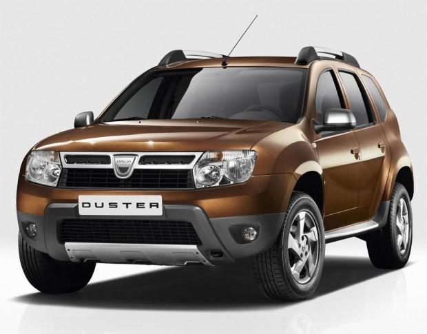 El Dacia Duster gano el premio AUTOBEST 2011