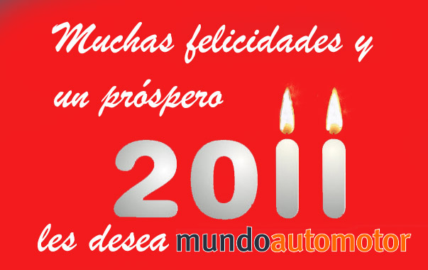 Nuestros mejores deseos para 2011