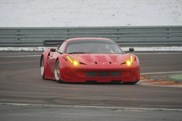 Ferrari 458 GTC, primeras fotos oficiales
