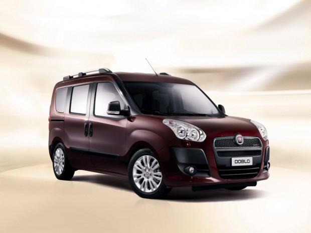 Fiat y General Motors otra vez juntos para producir furgones compactos en 2012