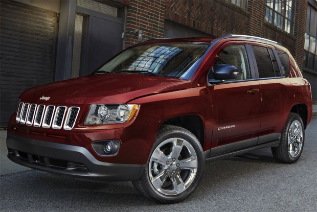 Jeep Compass 2011, oficial