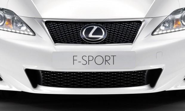 Lexus IS 250 F-Sport 2011