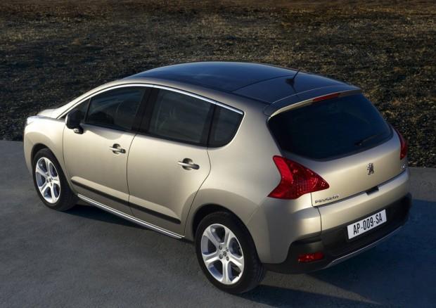 Peugeot 3008 Tiptronic