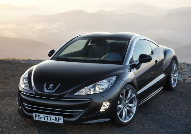 Peugeot RCZ, Lanzamiento oficial