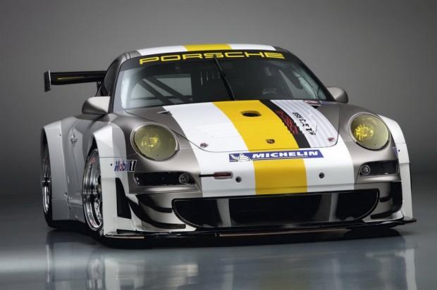 Porsche 911 GT3 RSR Endurance Racer