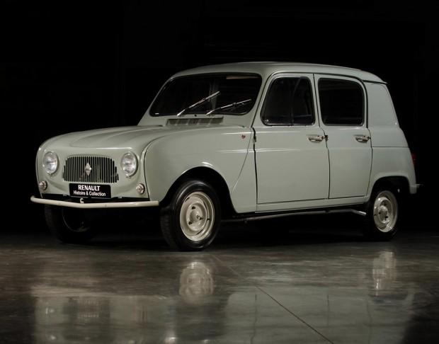El Renault 4 celebra su 50 aniversario
