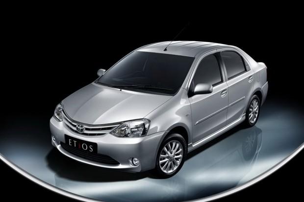 Toyota Etios Sedan, Oficial