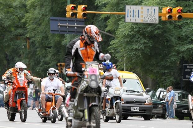 Dakar 2011 — Recorrido en Buenos Aires, Córdoba