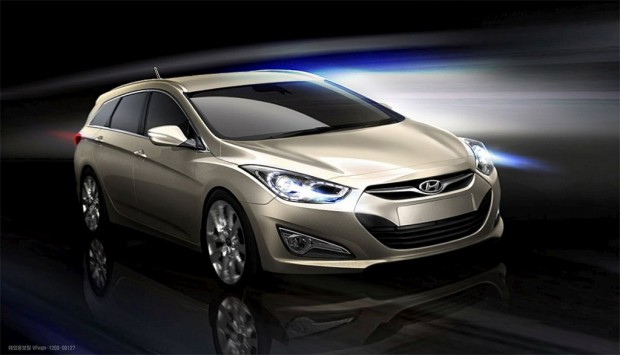 Hyundai i40 W