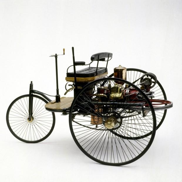 Mercedes-Benz está de fiesta El automóvil cumple 125 años de vida