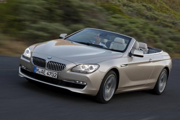 BMW Serie 6 Cabrio, fotos y algunos datos