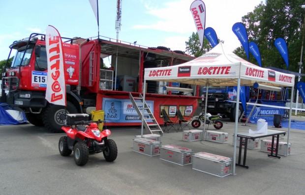 El Rally Dakar 2011 demandó más trabajo para los especialistas de Henkel