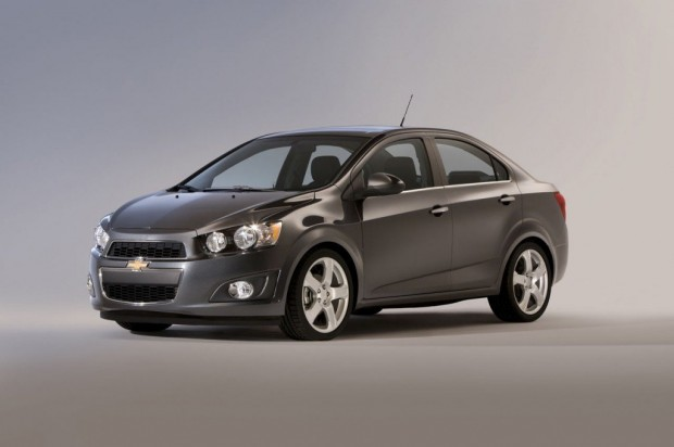 Chevrolet Aveo Sedan 2012