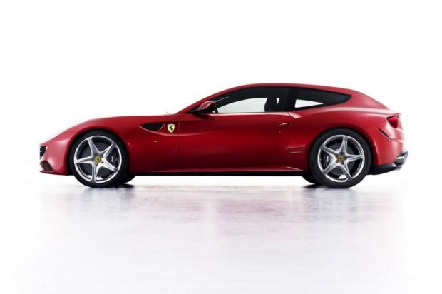 Ferrari FF, un supercar con tracción integral