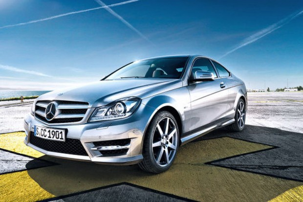 Mercedes Benz Clase C Coupe 2012