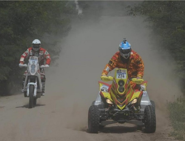 Rally Dakar 2011, Etapa 1 Victoria – Cordoba