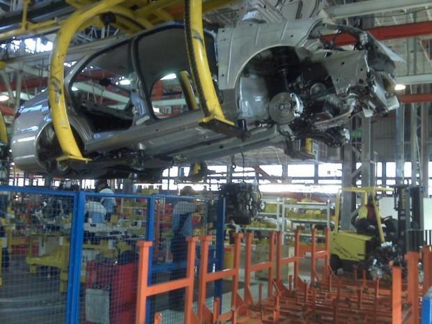 Record de producción de autos en 2010