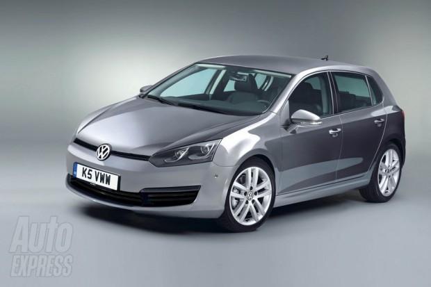 Volkswagen Golf Mk7 se presentará a finales de 2012 o comienzo de 2013