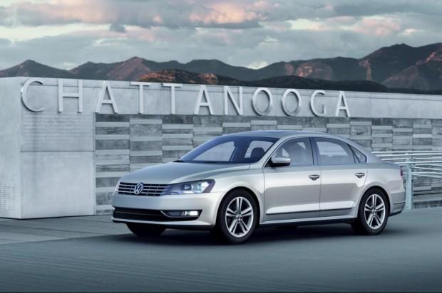 Nuevo Volkswagen Passat 2011