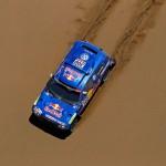 Rally Dakar 2011, recorrido final por etapas y resultados
