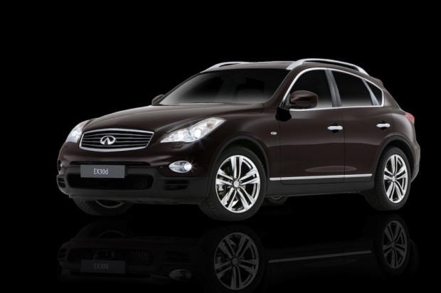 Infiniti EX Black Edition