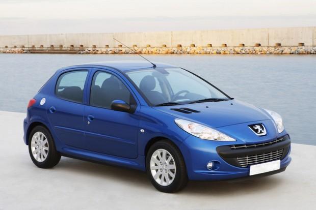Peugeot 207 Compact 1.4Hdi
