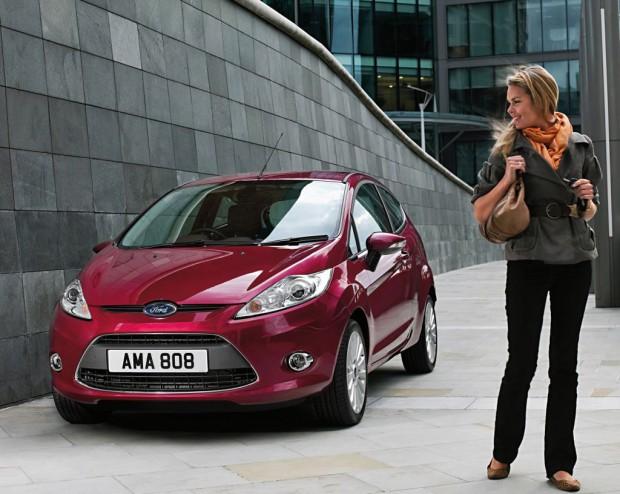 Ford Fiesta mas de un millón de unidades producidas de la última versión