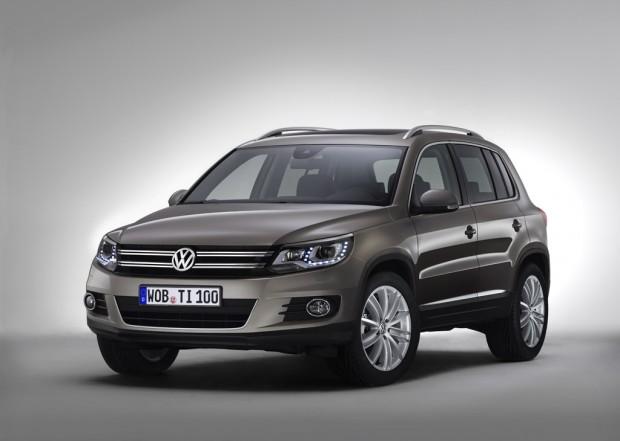 Volkswagen Tiguan facelift en Ginebra 2011
