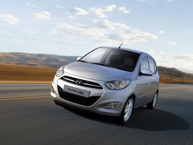 Nuevo Hyundai i10 2011, a un precio de $ 61.104