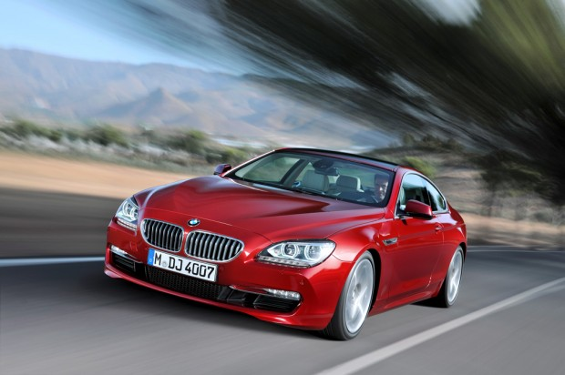 Nuevo BMW Serie 6 Coupé modelo 2012