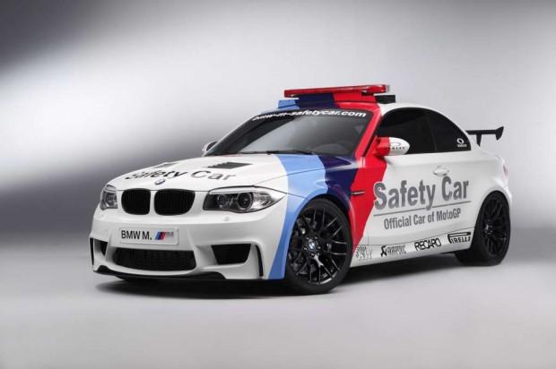 BMW auto de seguridad para el campeonato MotoGP