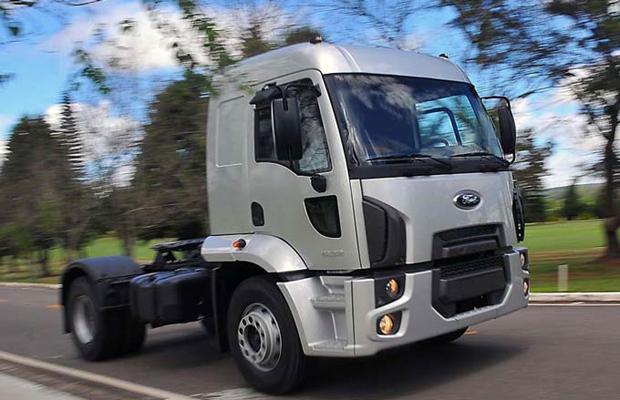 Ford presentó la nueva línea de camiones Cargo