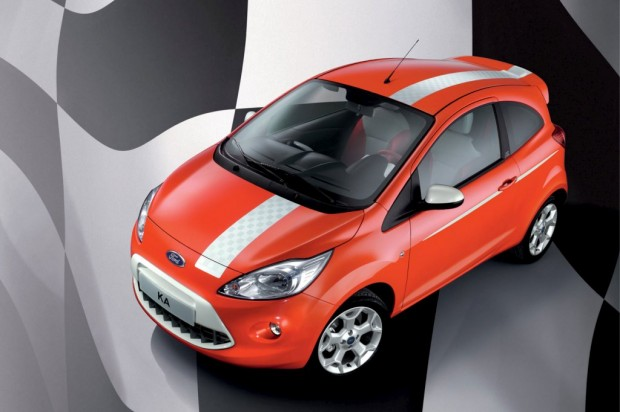 Ford Ka Grand Prix, versión Europea