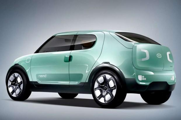 Kia Naimo EV Concept en el Seoul Motor Show