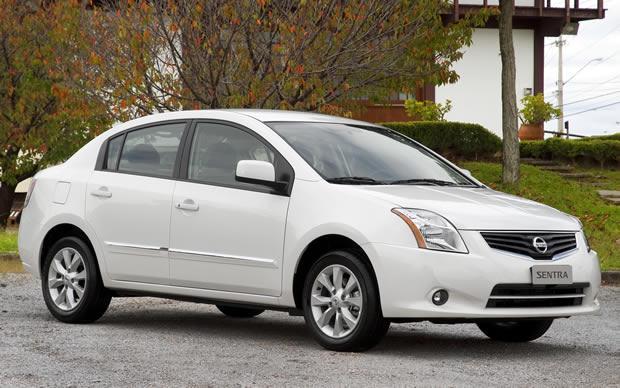 Nissan Sentra 2012 para Brasil