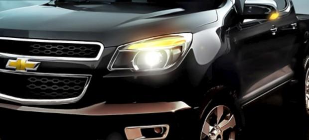 Nueva Chevrolet S10, primer teaser