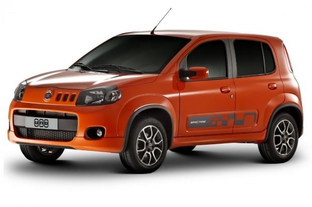 Nuevo Fiat Uno Sporting, lanzamiento oficial