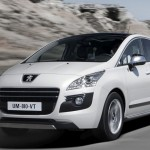 Peugeot 3008Hybrid4 Limited Edition