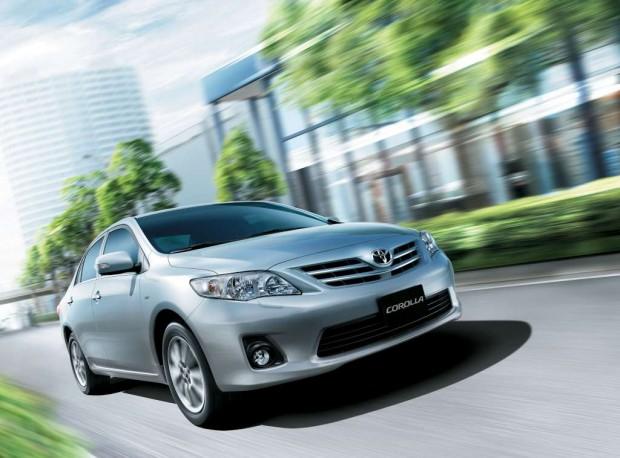 Nuevo Toyota Corolla 2012 en Argentina