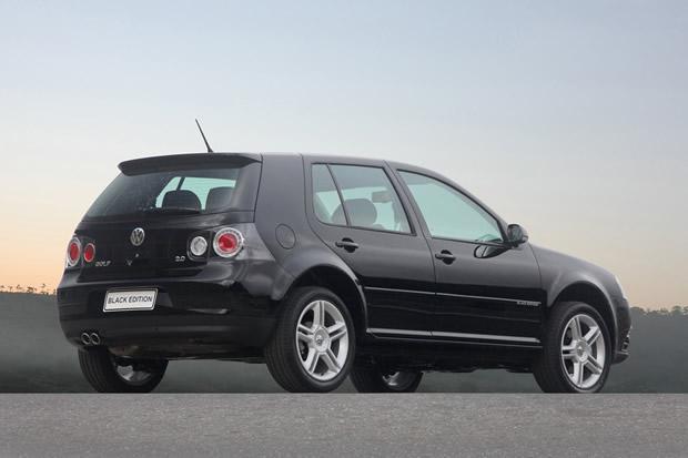 Volkswagen Golf 2012 para Brasil