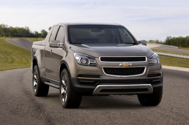 Chevrolet S-10, será así el próximo modelo en el Mercosur?