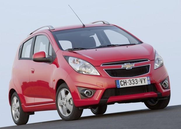 Nuevo Chevrolet Spark 2011, a un precio de $69.900