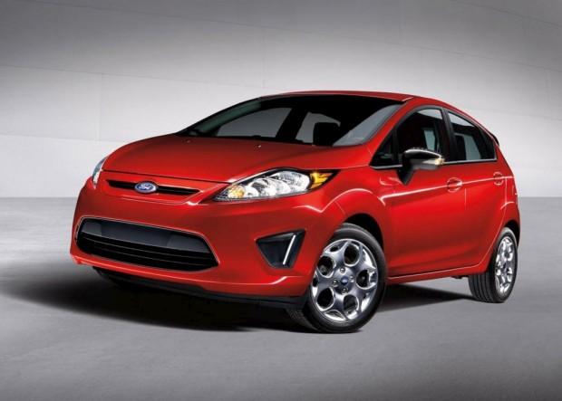 Nuevo Ford Fiesta, kit deportivo