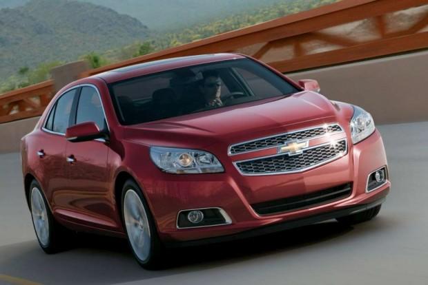 Chevrolet Malibú 2011, imágenes oficiales